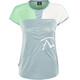 La Sportiva Push Shortsleeve Shirt Women green/teal